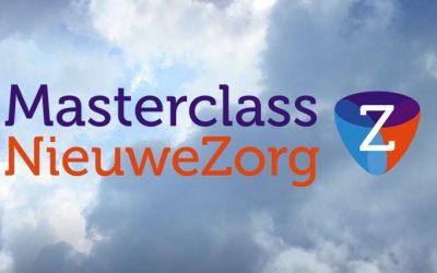 Masterclass NieuweZorg start collegejaar met volle, diverse groep